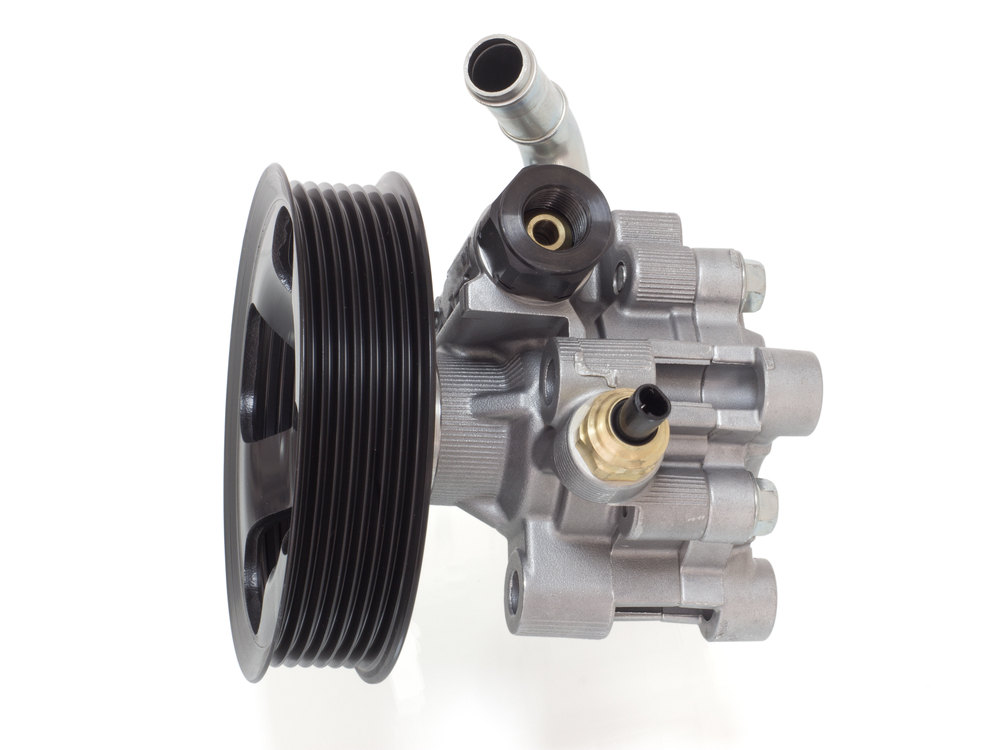 Symptoms of a Bad or Failing Power Steering Pump ...