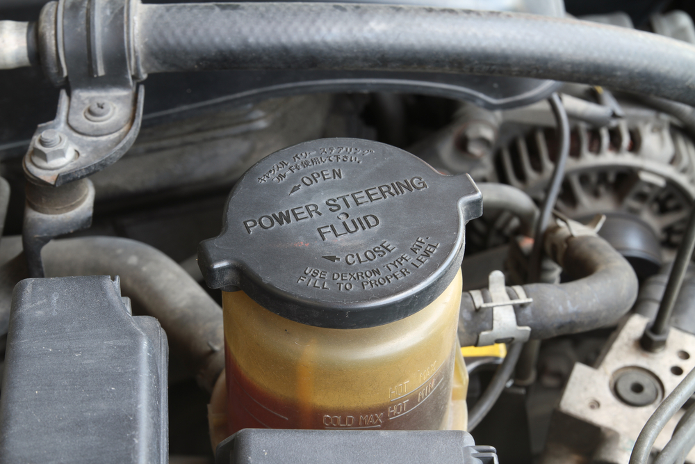 Good Quality Power steering fluid