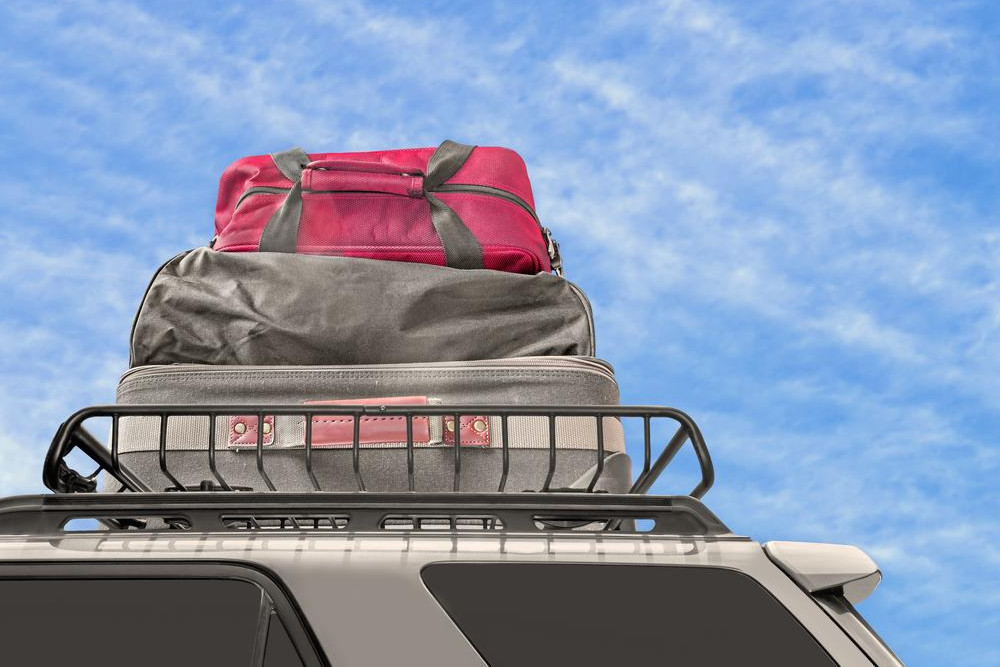 Good Quality Roof Mounted Cargo Bag