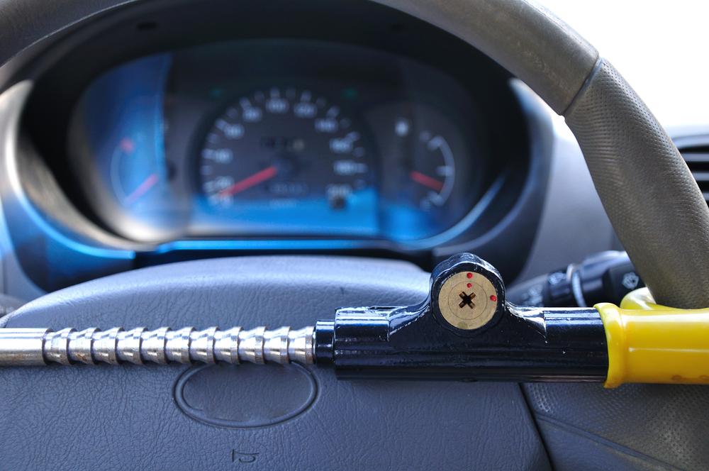Good Quality Steering Wheel Lock
