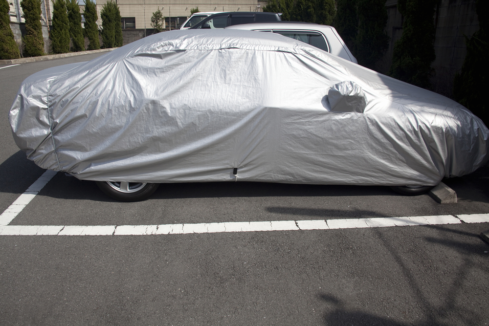 Good Quality Universal Car Cover