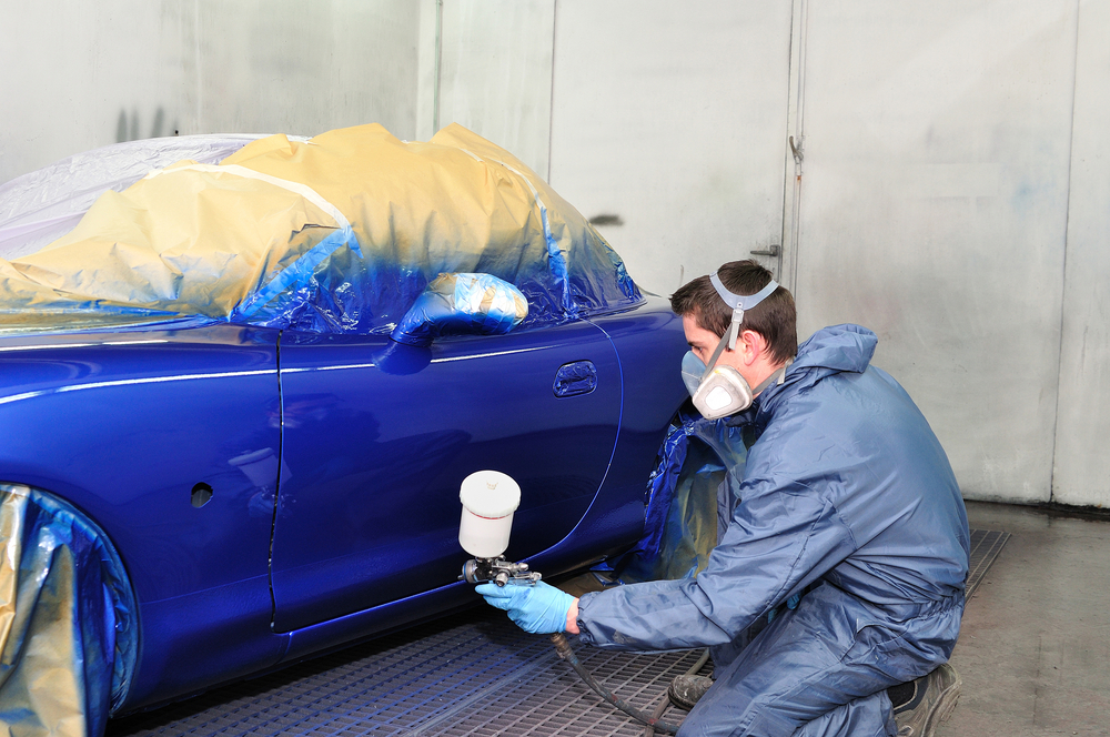 How Much Is A Car Paint Job >> How To Buy A Good Quality Paint Job For Your Car Yourmechanic Advice