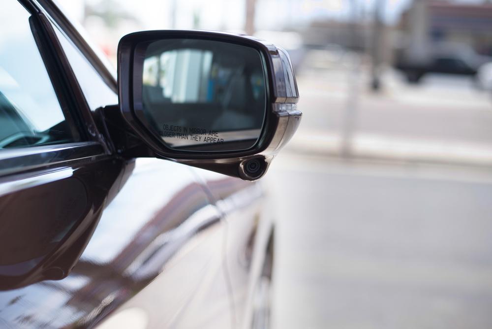 good quality door mirror