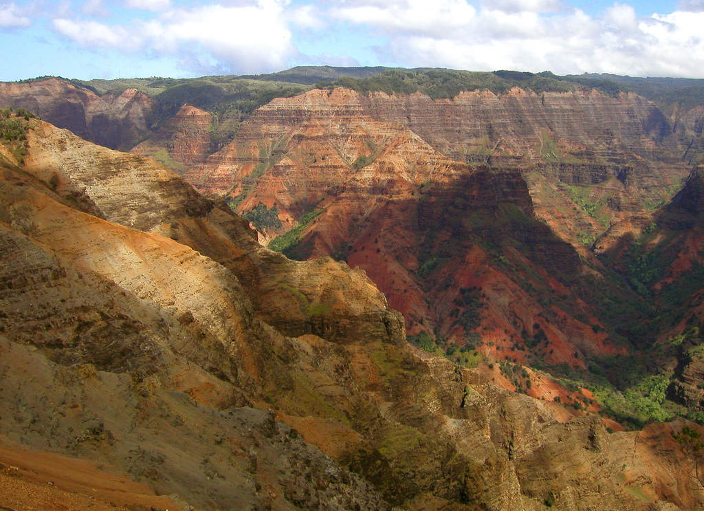Grand Canyon of the Pacific Hawaii