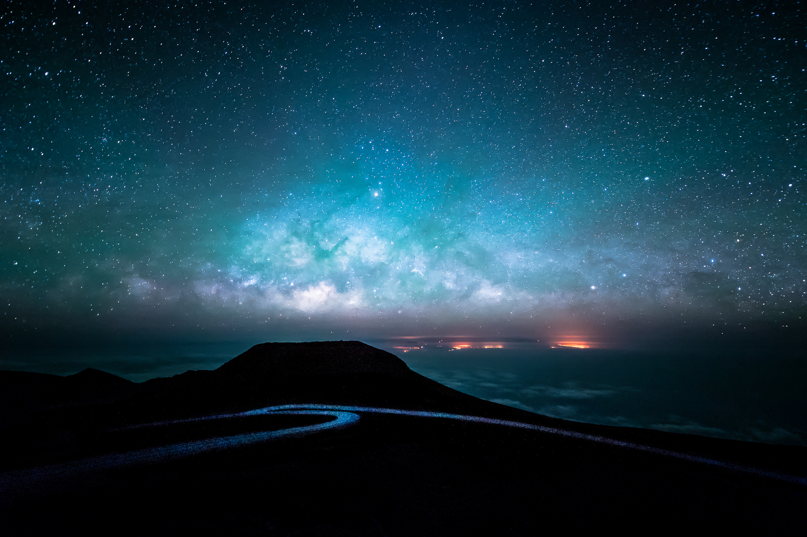 Haleakala National Park Hawaii