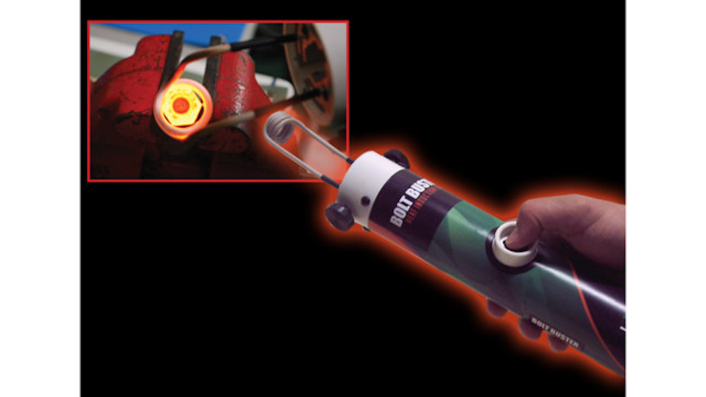 Bolt Breaker Heat Induction Tool
