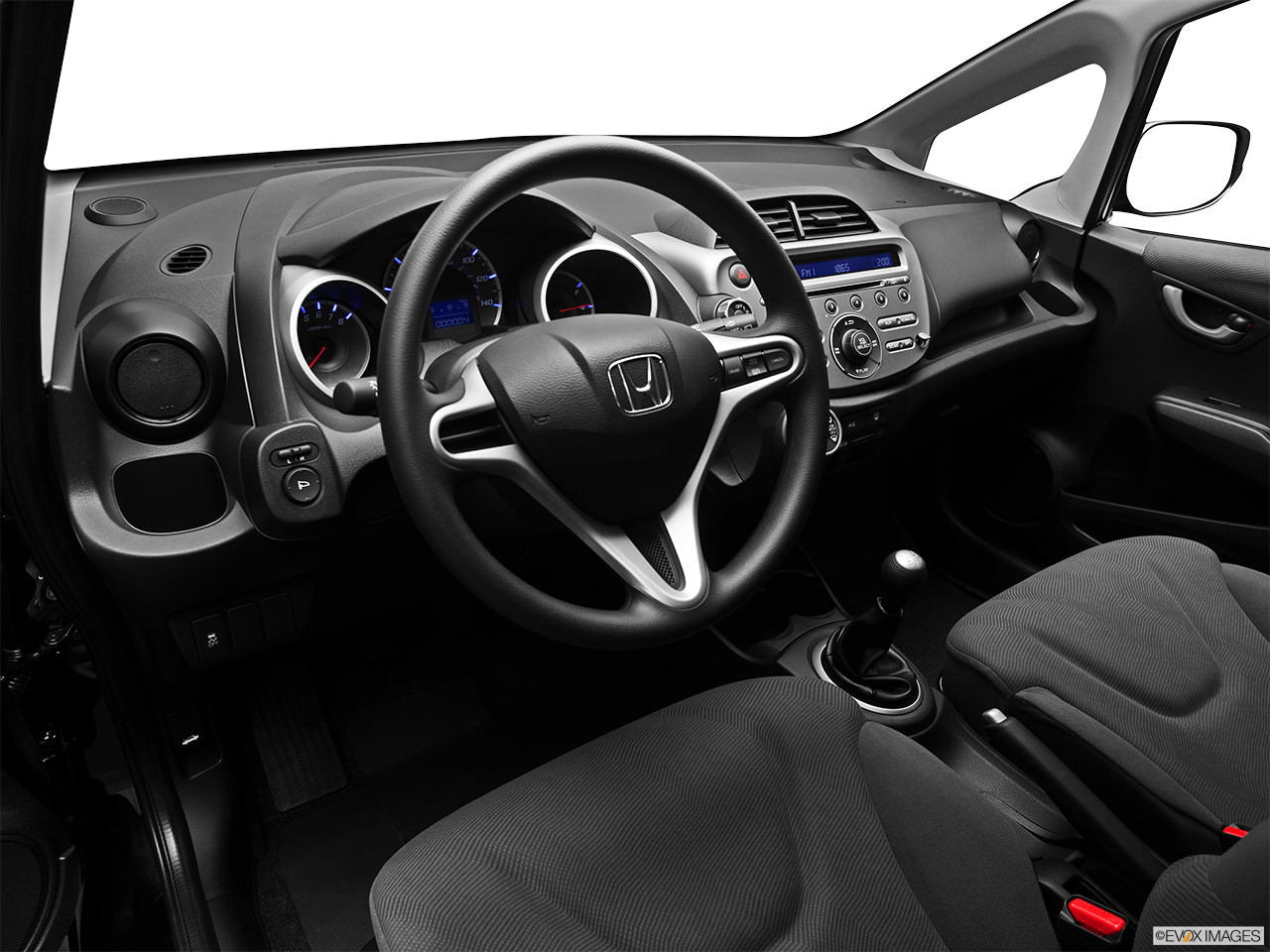 Honda Fit 2012 Interior