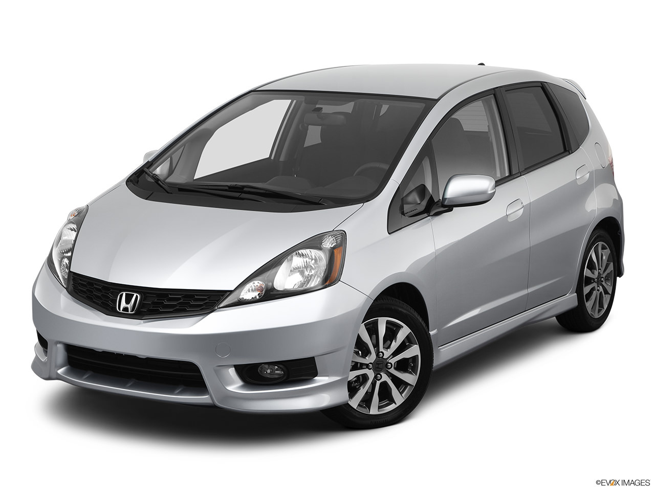 Honda Fit EV 2012