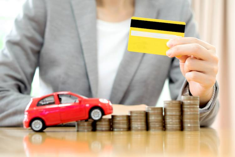 How Bad Credit Affects Your Car Insurance Rate