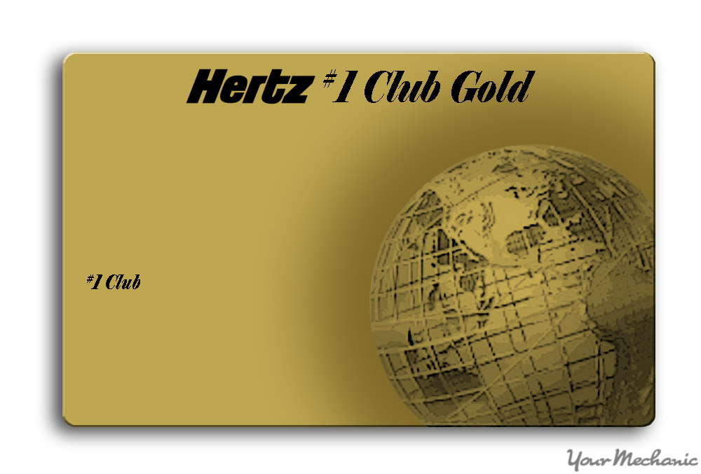 gold club card