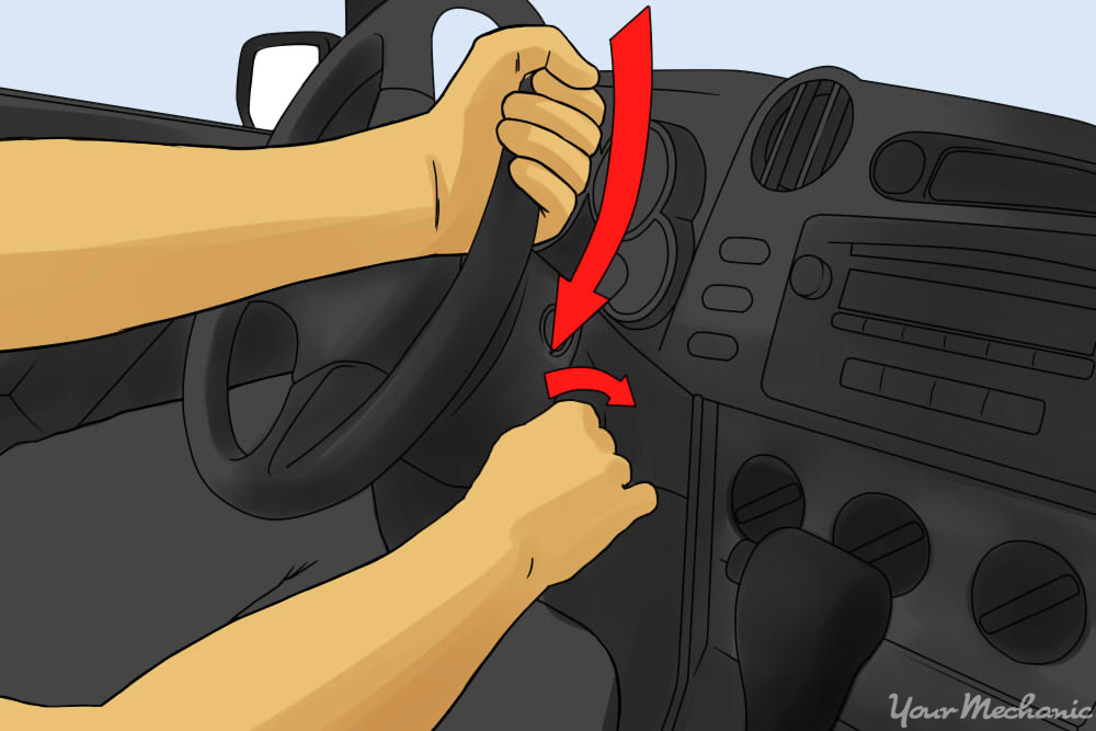 How To Diagnose An Ignition Key That Won't Turn Yourmechanic Advice