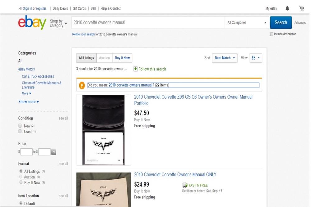 eBay owner