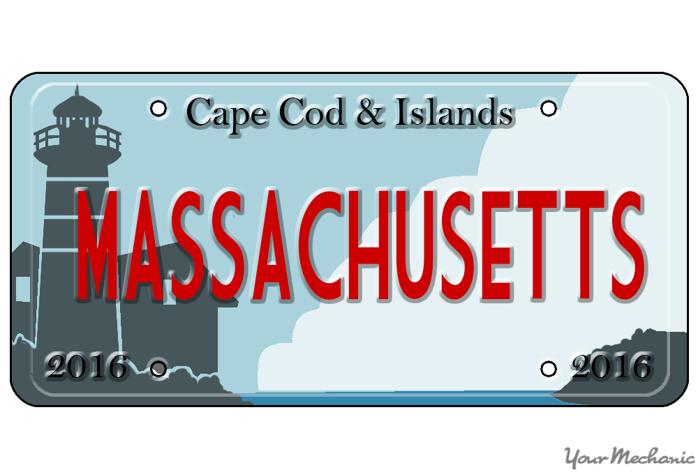 how to buy a personalized license plate in massachusetts