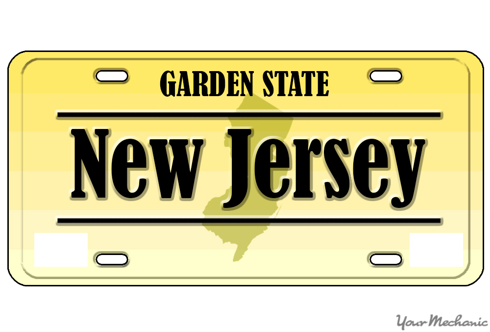 how to buy a personalized license plate in new jersey yourmechanic