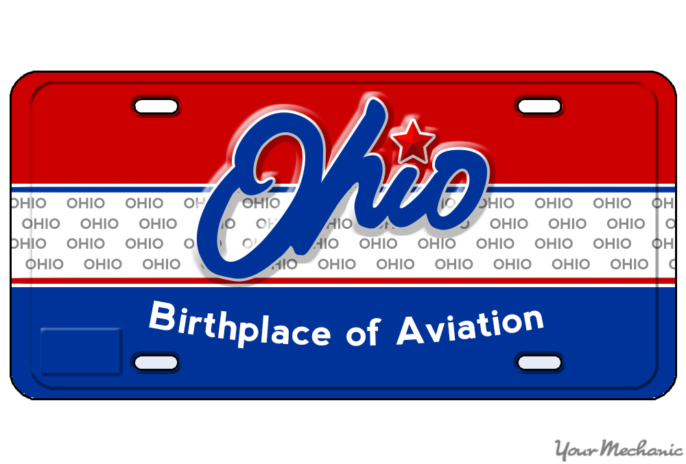 How to Buy a Personalized License Plate in Ohio | YourMechanic Advice