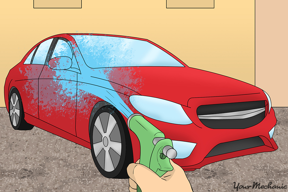 How To Keep Your Car S Acrylic Paint Looking Brand New Yourmechanic Advice