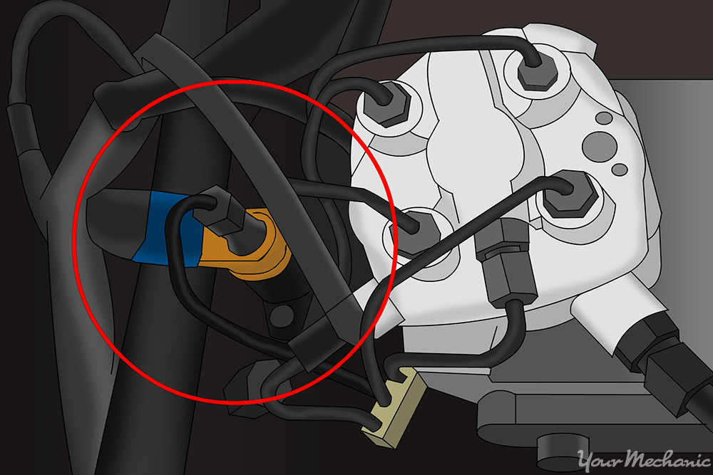 How To Replace A Cold Start Injector Yourmechanic Advicerhyourmechanic: 1994 Toyota Pickup Cold Start Injector Location At Gmaili.net