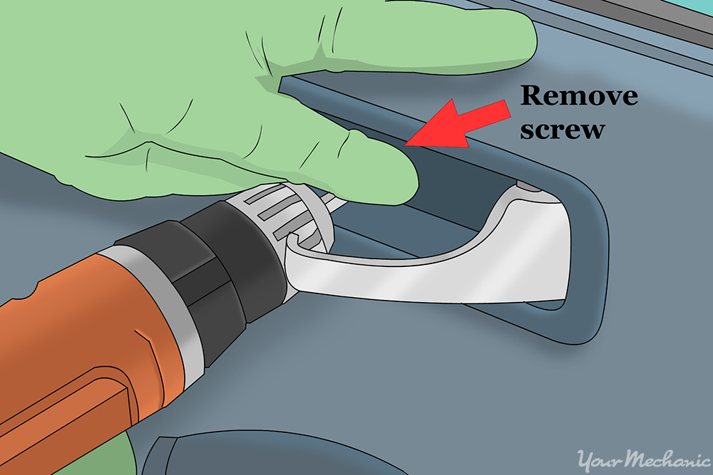 How To Replace A Door Latch Yourmechanic Advice