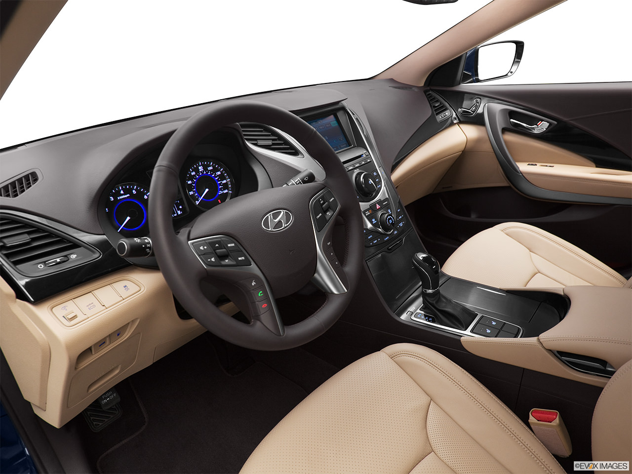 Hyundai Azera 2012 Interior