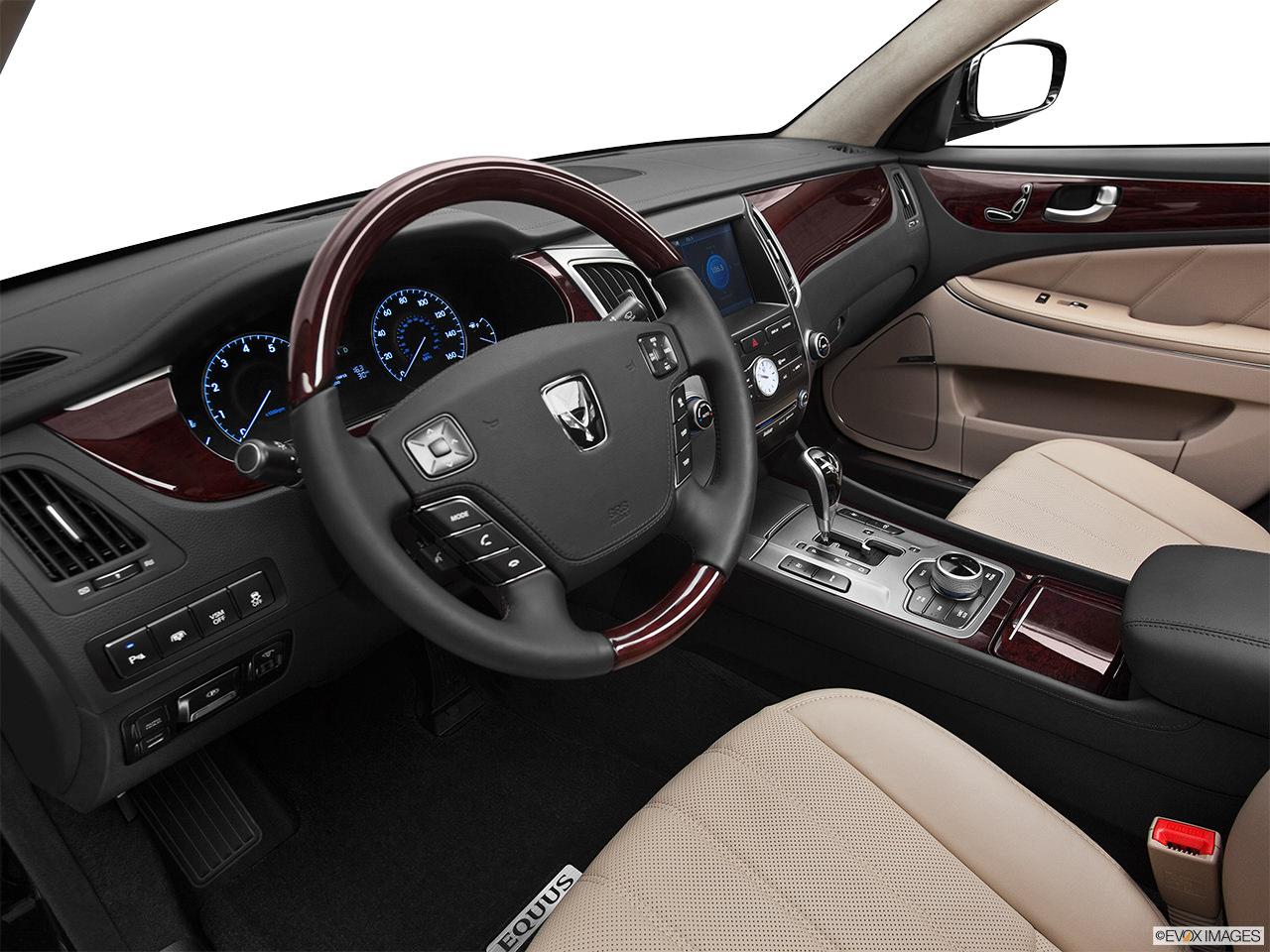 Hyundai Equus 2012 Interior