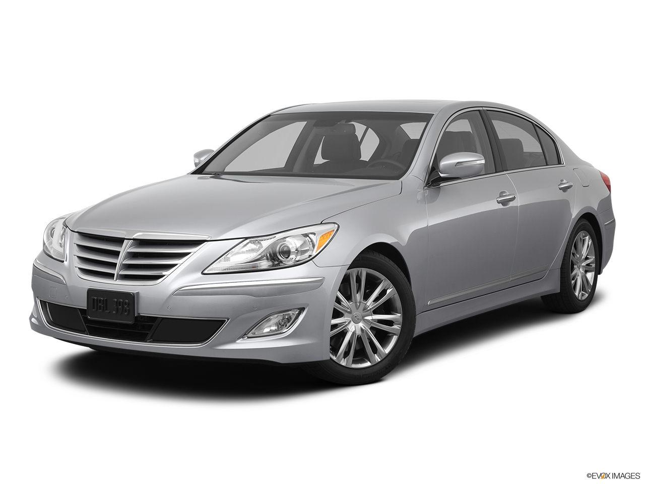 A Buyers Guide To The 2012 Hyundai Genesis Yourmechanic Advice 2003 Saturn Vue Black