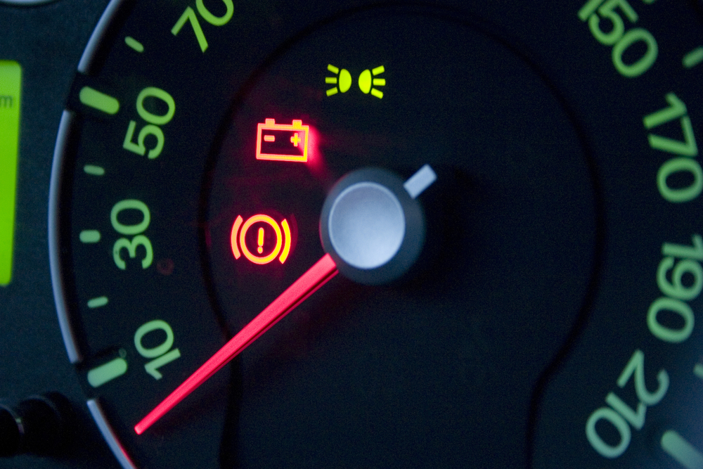 Is It Safe To Drive With The Battery Light On Yourmechanic Advice