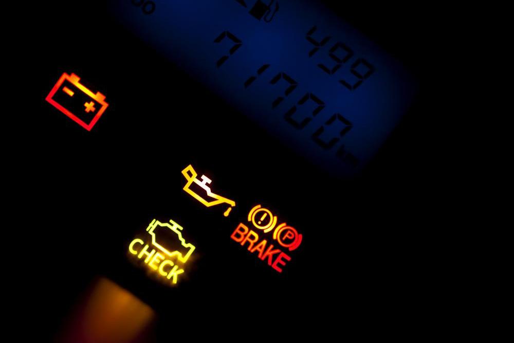 Brake Warning Light