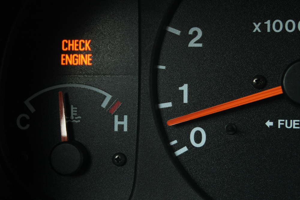 Is It Safe to Drive with the Check Engine Light On? | YourMechanic