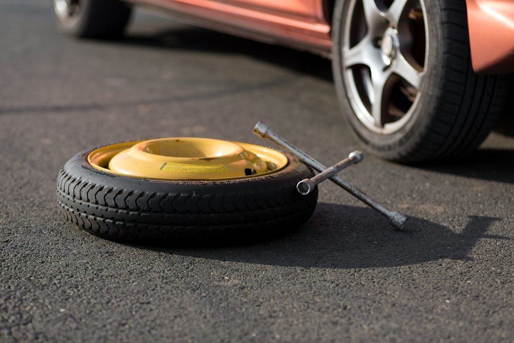 Is It Safe To Drive With A Donut Tire Yourmechanic Advice