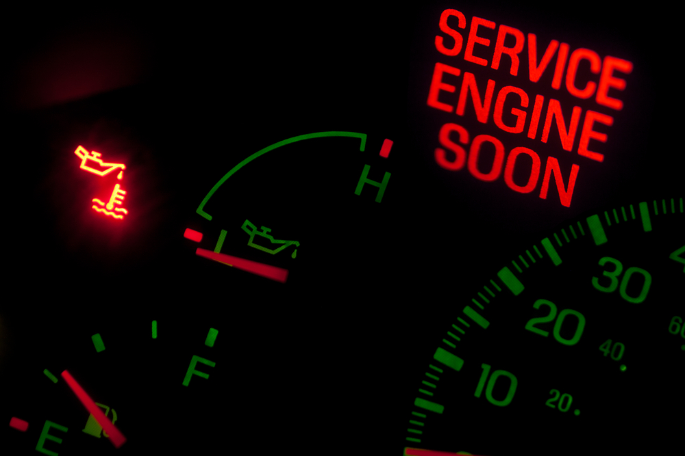 Is It Safe To Drive With The Oil Pressure Light On? | YourMechanic Advice Images