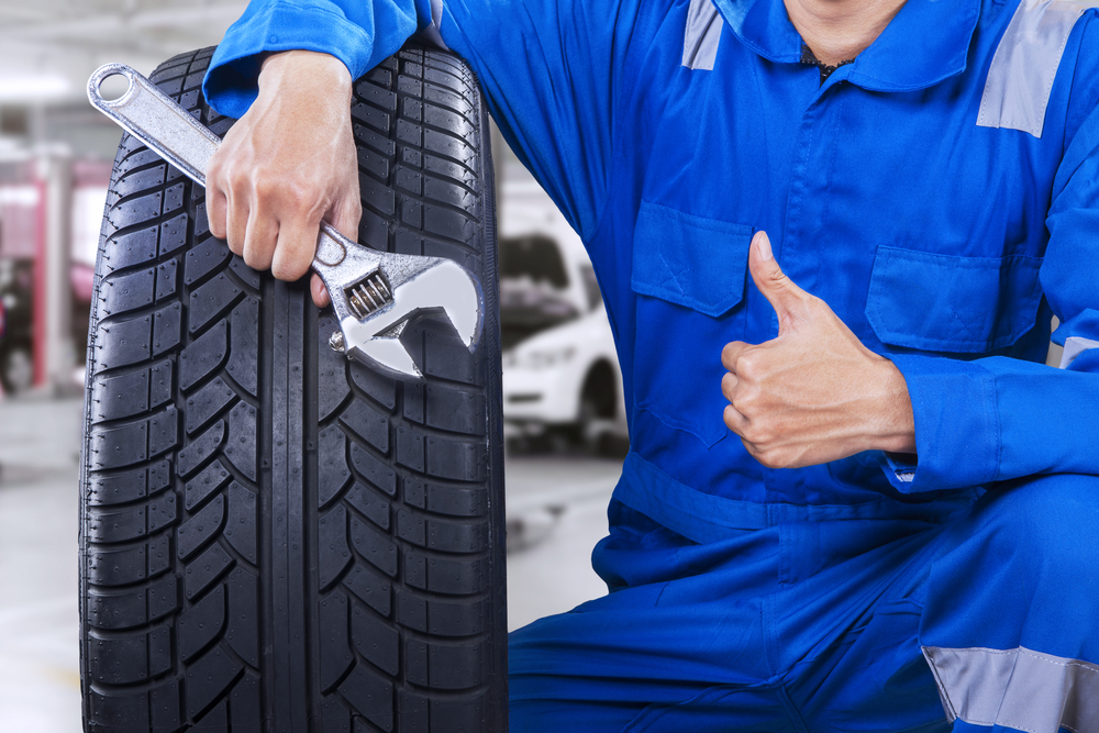 Is It Safe To Drive With A Plugged Tire Yourmechanic Advice