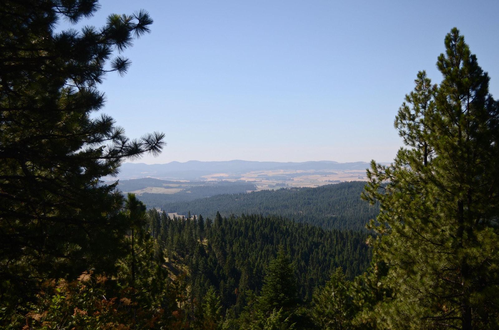 McCroskey State Park Idaho