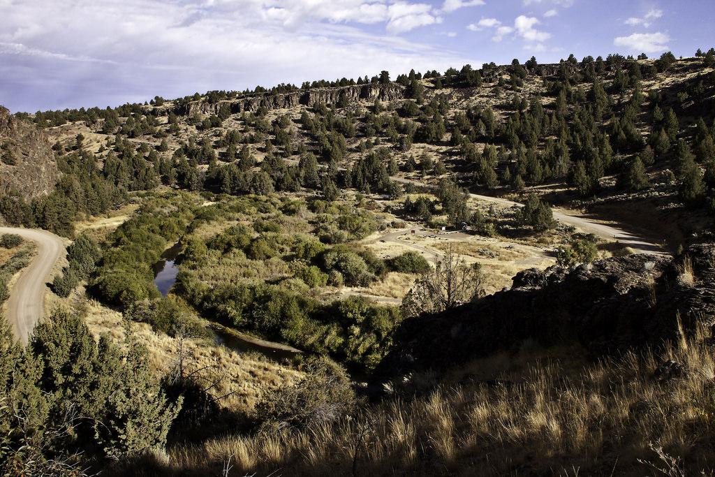 Owyhee Uplands Backcountry Byway Idaho