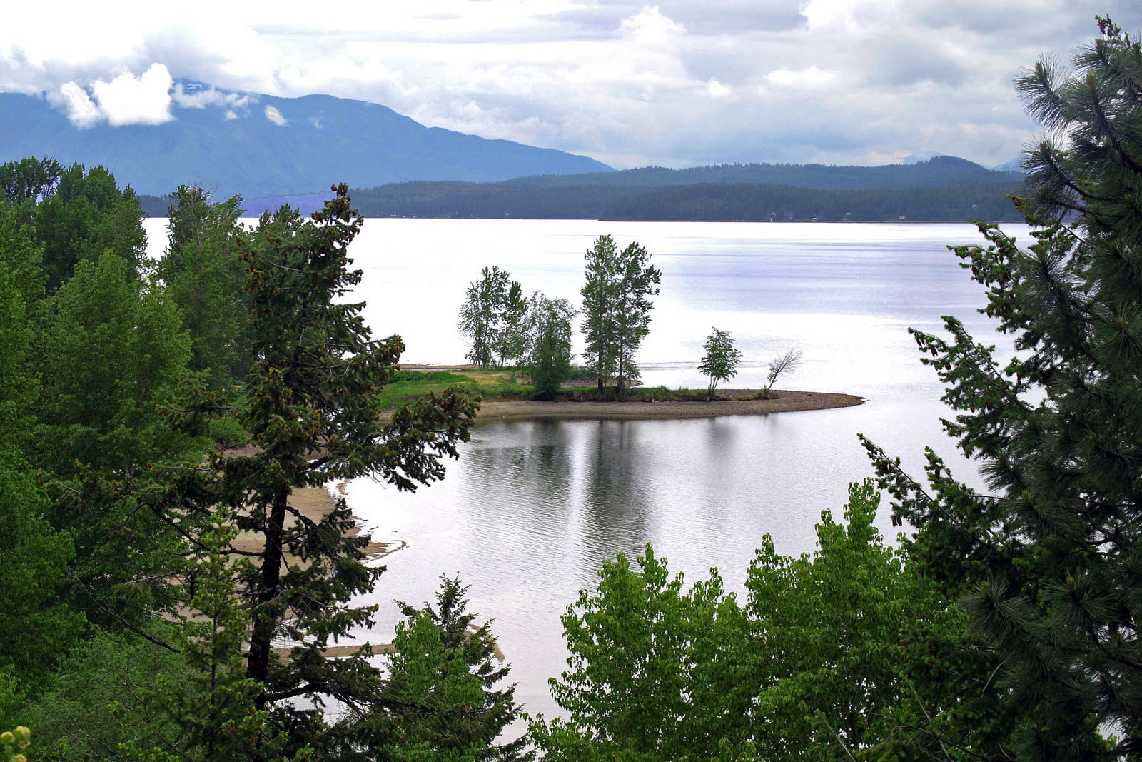 Pend Oreille Scenic Byway Idaho