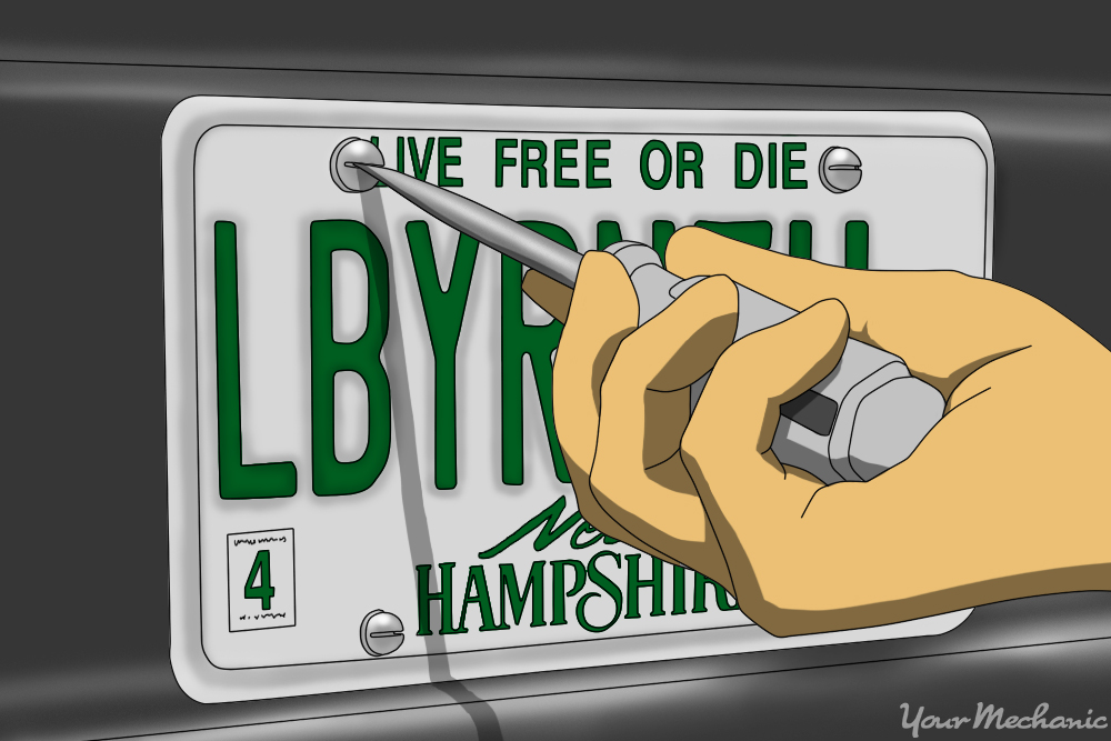 How to Transfer Your License Plate Number From Your Old Car to Your