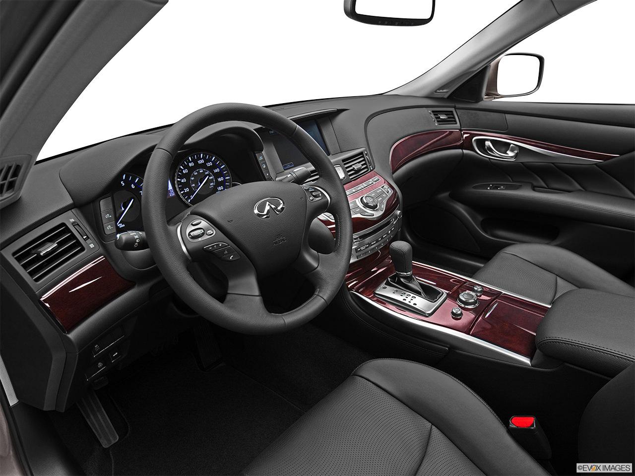 Infiniti M Hybrid 2012 Interior