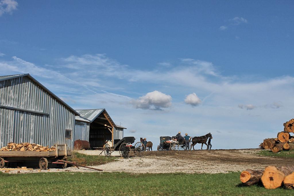 Historic Hills Scenic Byway Iowa