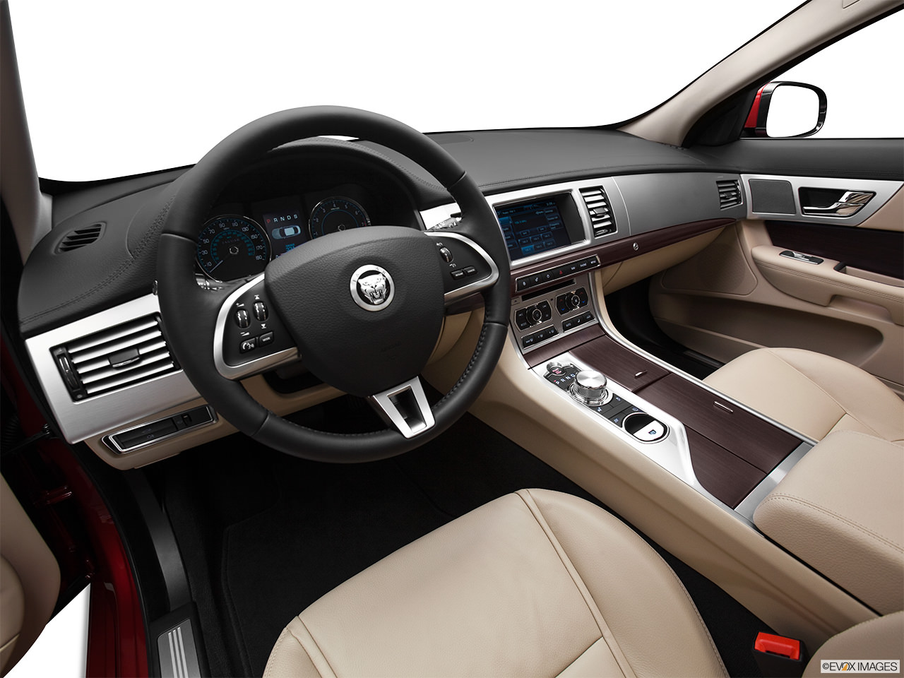 Jaguar XF 2012 Interior