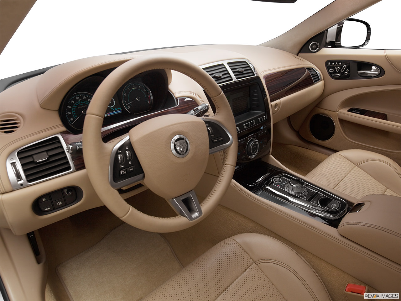 Jaguar XK 2012 Interior