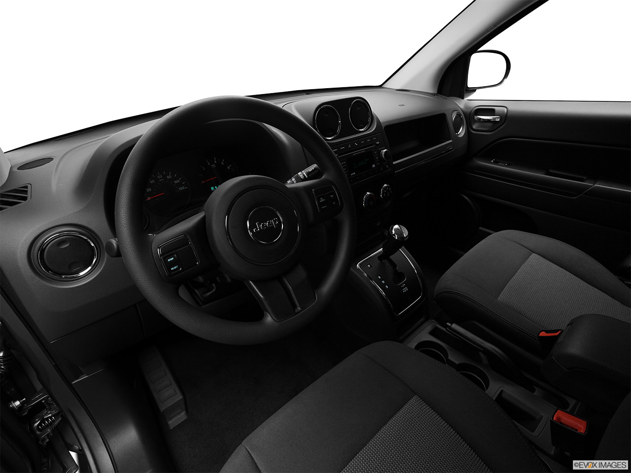Jeep Compass 2012 Interior