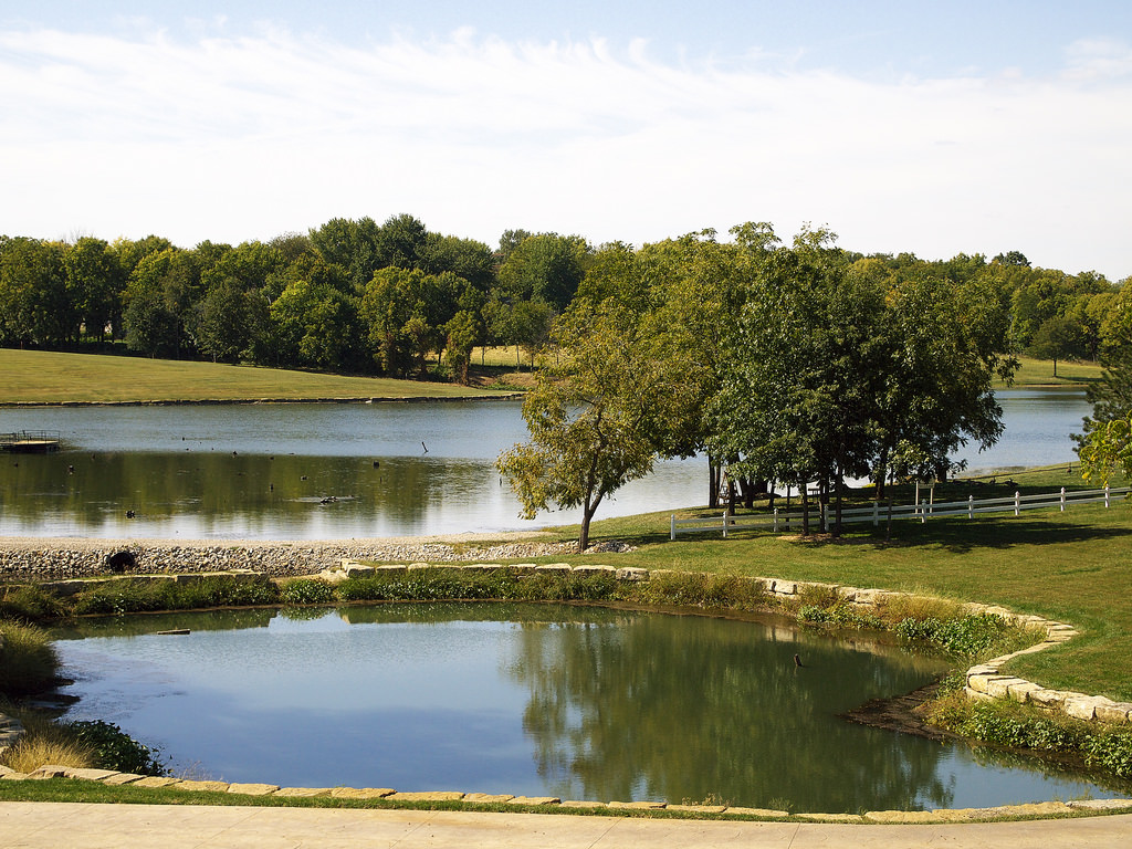 Wyandotte County Lake Park Kansas