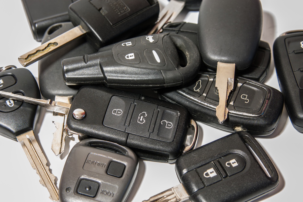 Keys to Your Car