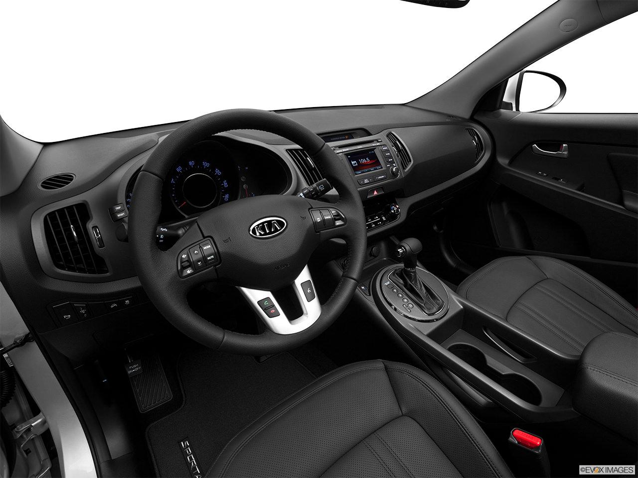Kia Sportage 2012 Interior