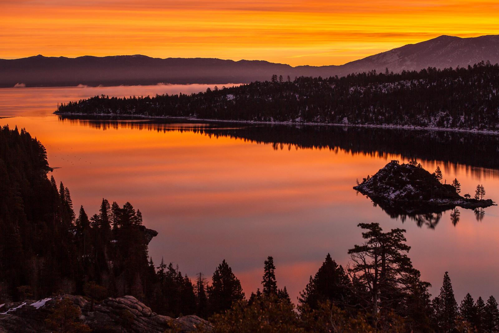 Lake Tahoe Northern California