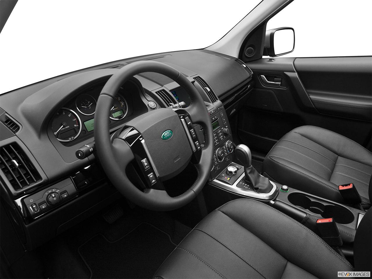 Land Rover LR2 2012 Interior