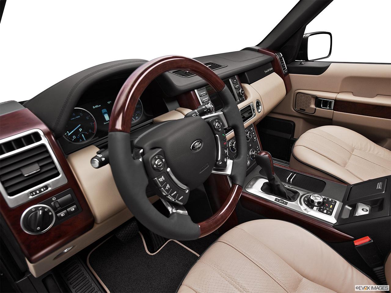 Land Rover Range Rover 2012 Interior