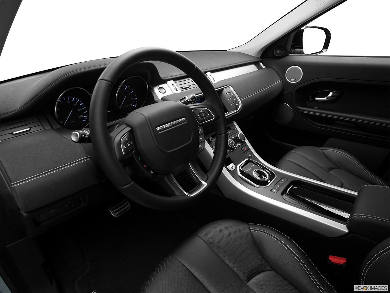 Land Rover Range Rover Evoque 2012 Interior
