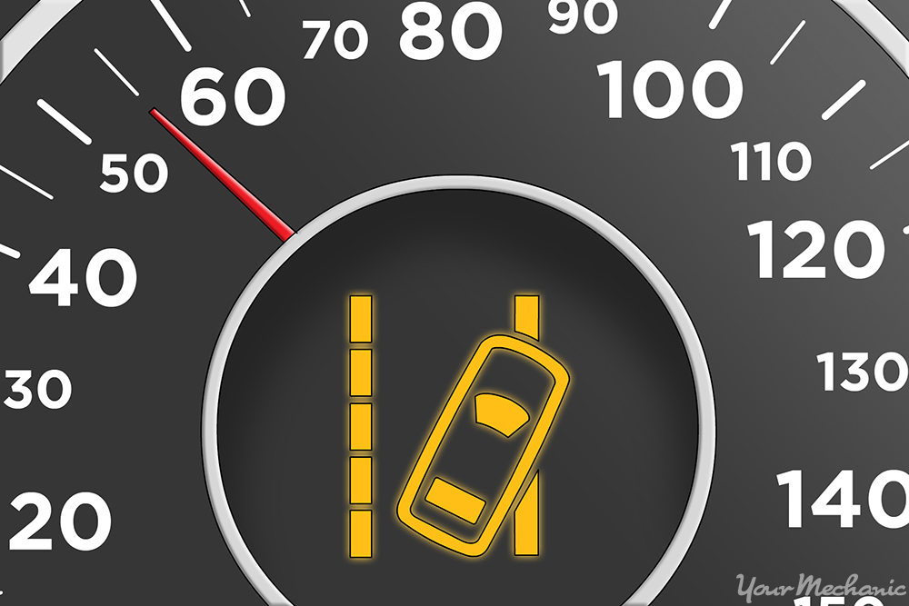 What Does The Lane Departure Warning Light Mean Yourmechanic Advice
