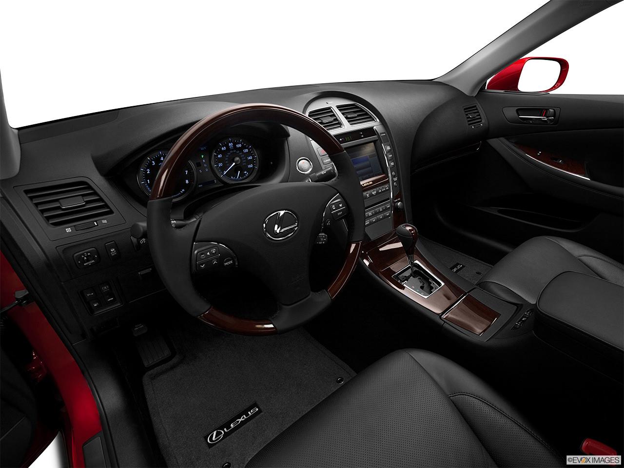 Lexus ES 2012 Interior