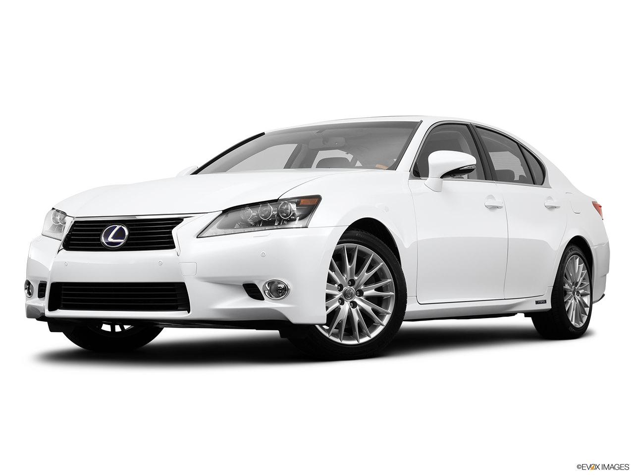 Lexus GS450h 2012